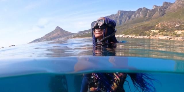 Zandile Ndhlovu: The Black Mermaid