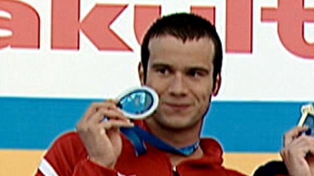 Markus Rogan Silber 2005