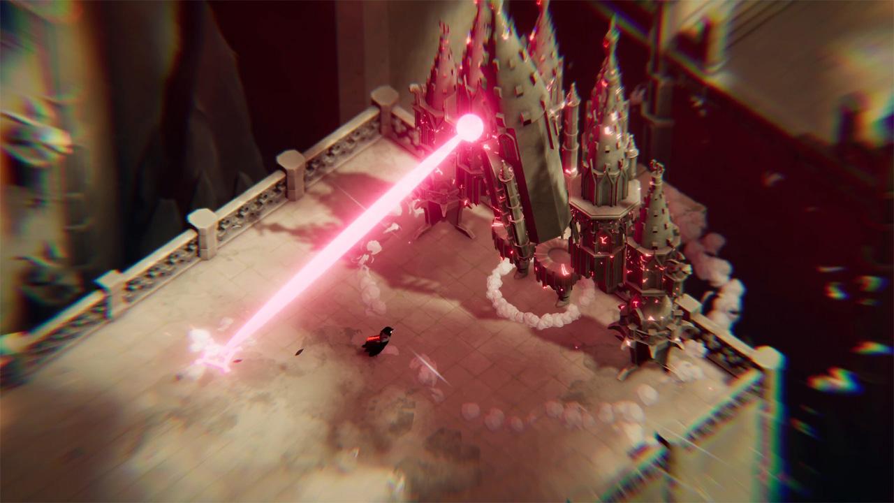 """Screenshot aus dem Game """"Death's Door"""""""