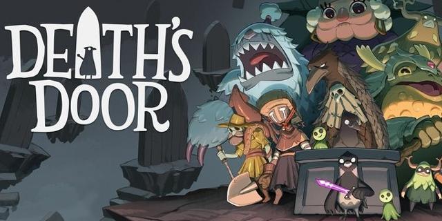 "Logo des Games ""Death's Door"""