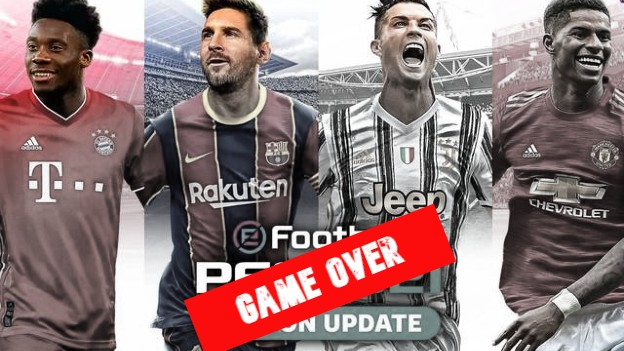 Pro Evolution Soccer ist tot