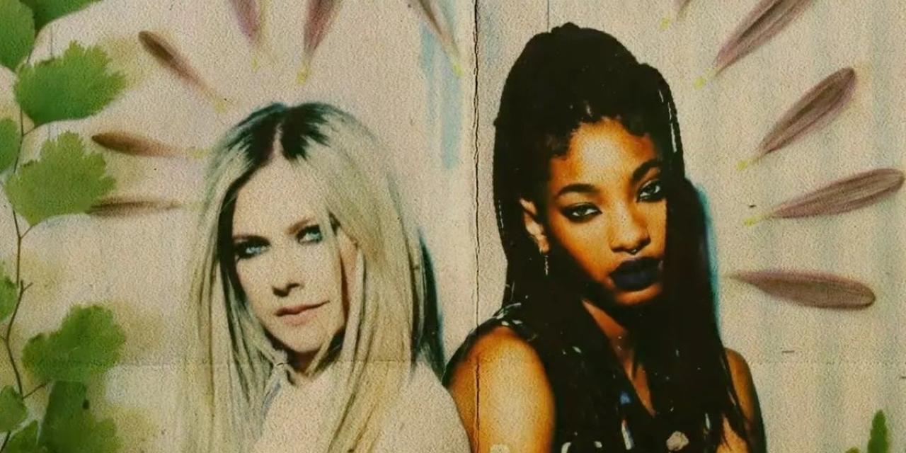 Willow & Avril Lavigne