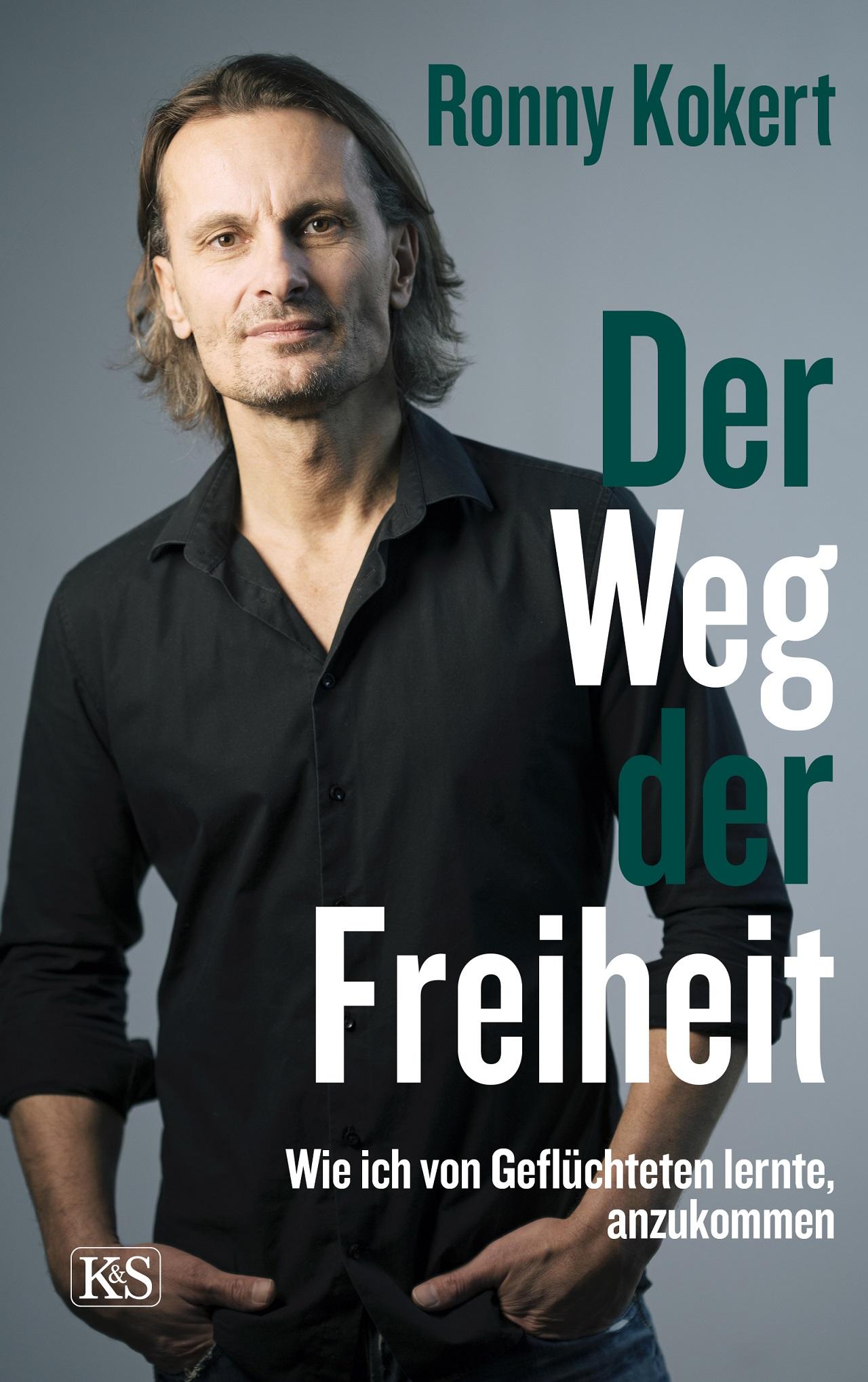 """Buch Cover Ronny Kokert """"Der Weg der Freiheit"""""""