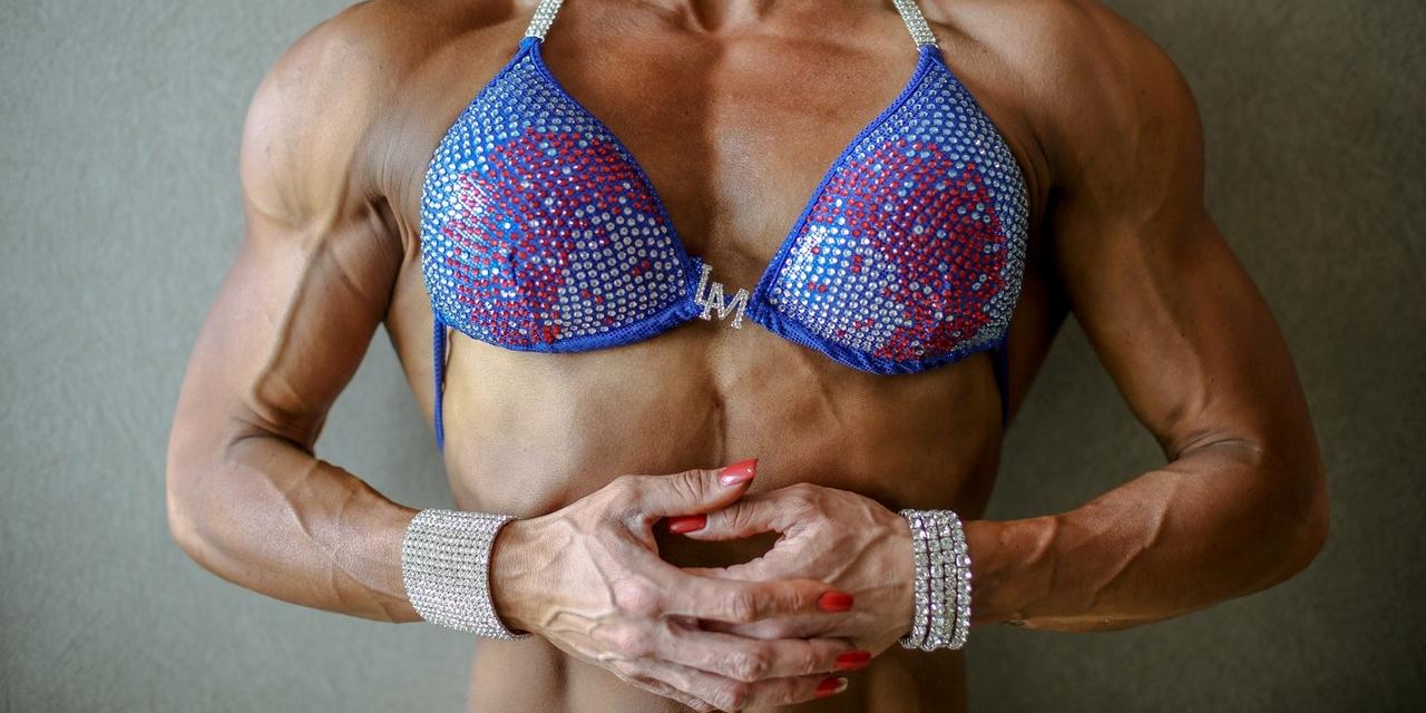 Bodybuilderin