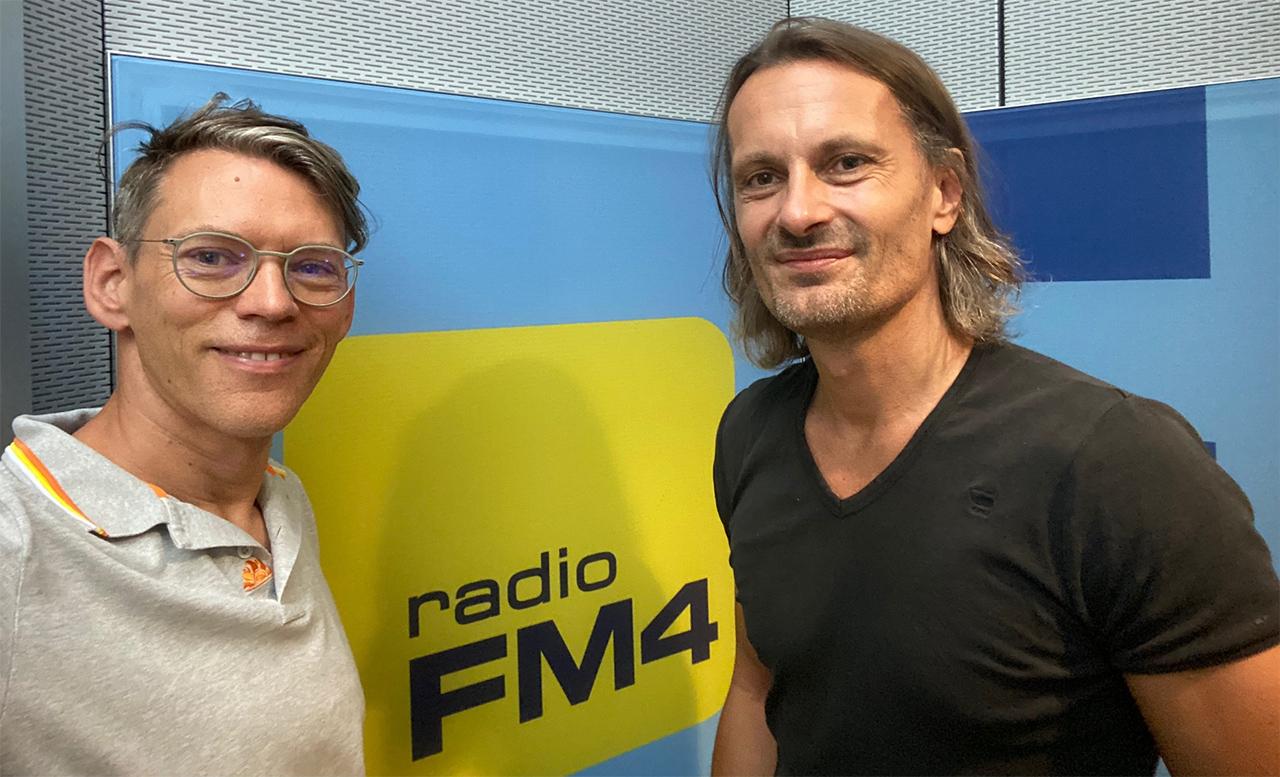 Andreas Gstettner-Brugger und Ronny Kokert