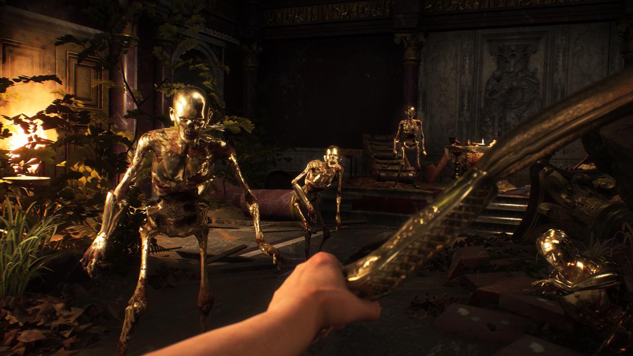 Screenshot des Spiels The Forgotten City