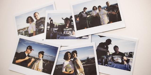 Polaroids vom Ponyhof