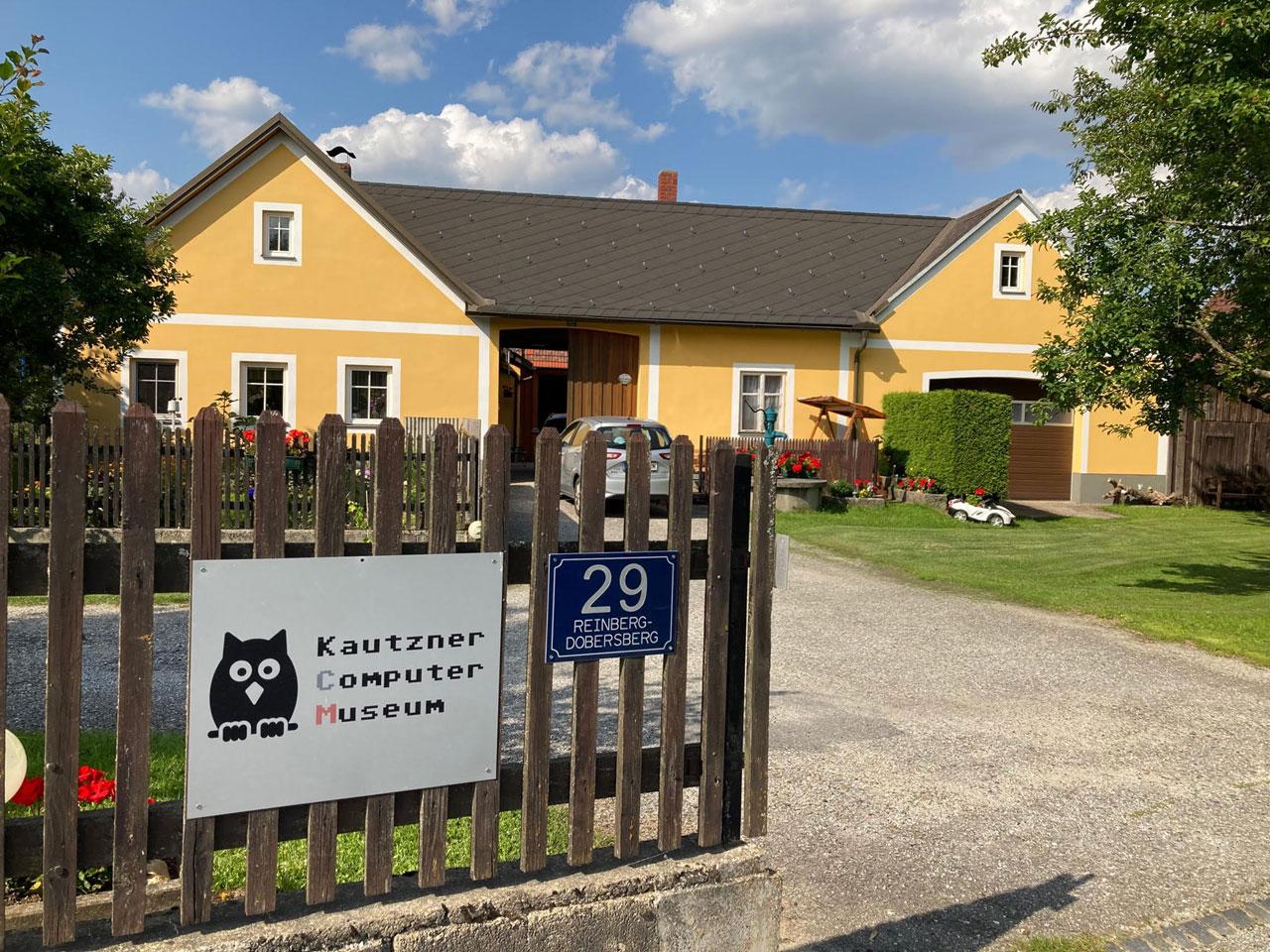 Computermuseum Kautzen