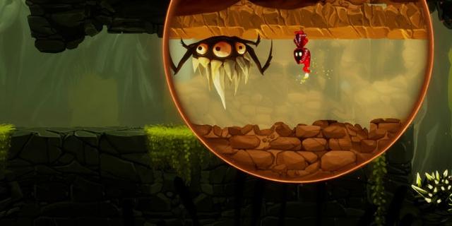 """Screenshot aus dem Computerspiel """"Unbound: Worlds Apart"""""""