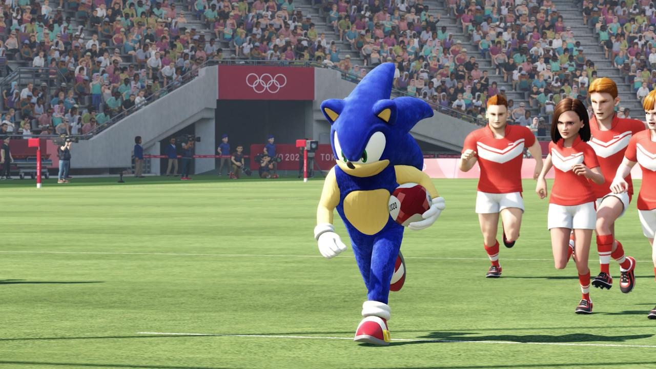 Screenshot des Spiels Tokyo 2020