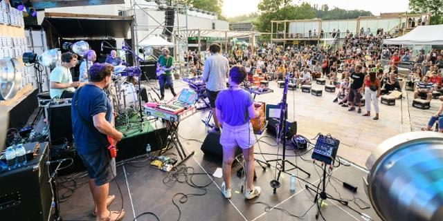 Poolbar Festival 2021 The Notwist und Dorian Concept