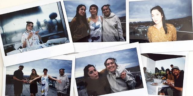 Sommer am Ponyhof mit OSKA und Florence Arman