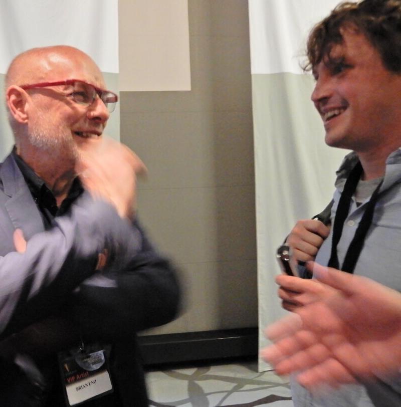 Jokin' with Brian Eno