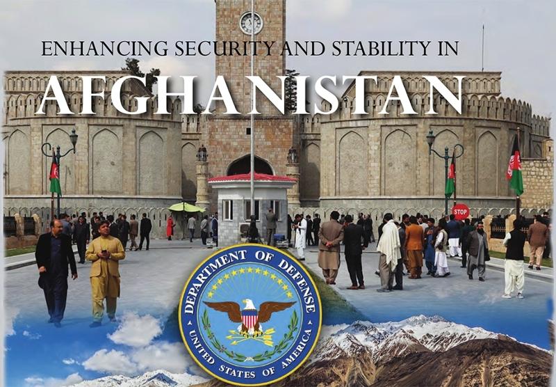 Promo für US Afghanistan Einsatz