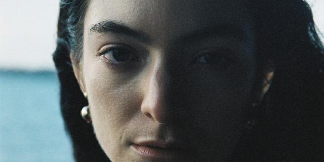 Lorde Porträtfoto