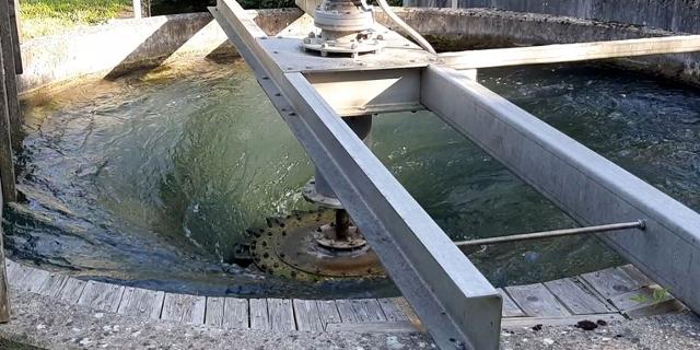 Gravitationswasserwirbelkraftwerk