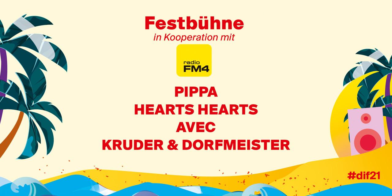 FM4 Bühne am Donauinselfest