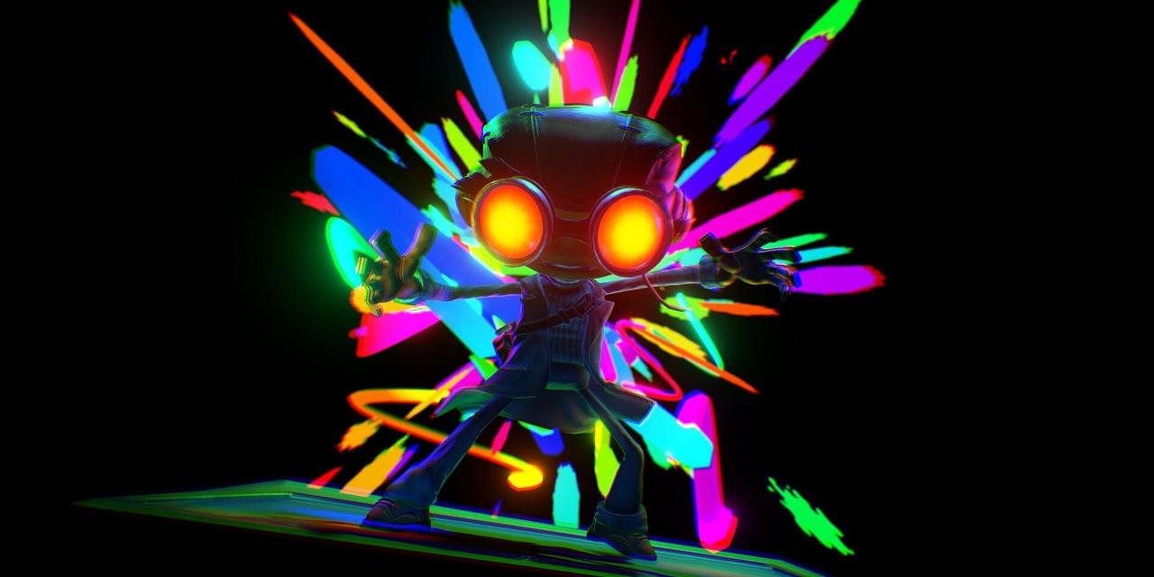 "Screenshot aus dem Computerspiel ""Psychonauts 2"""