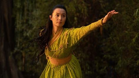 Filmausschnitt Shang Chi