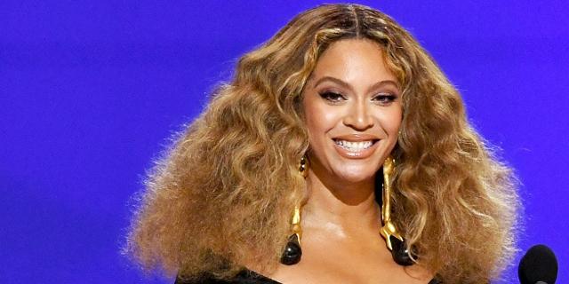 Beyonce bei den Grammies 2021