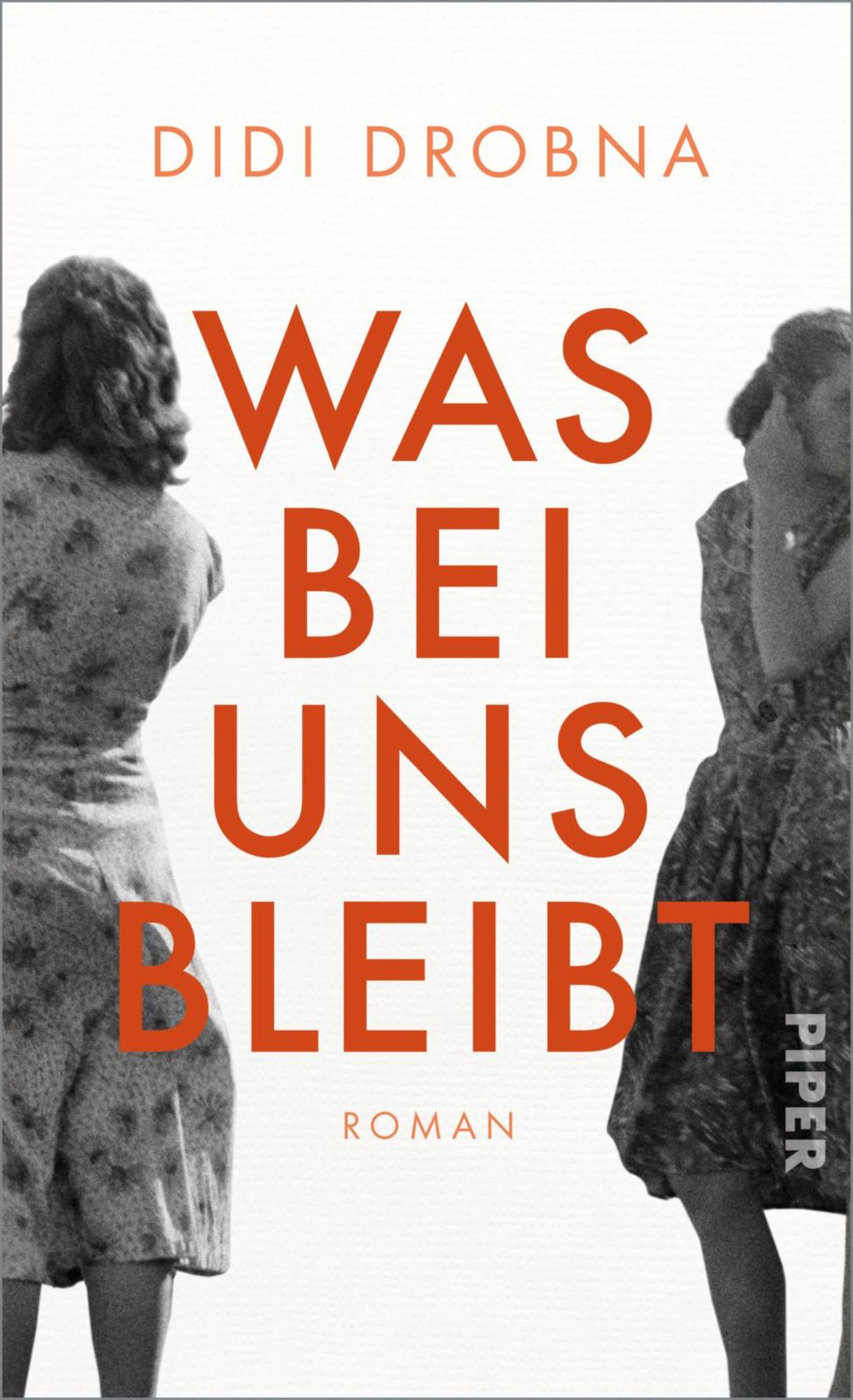 """Cover von """"Was bei uns bleibt"""""""