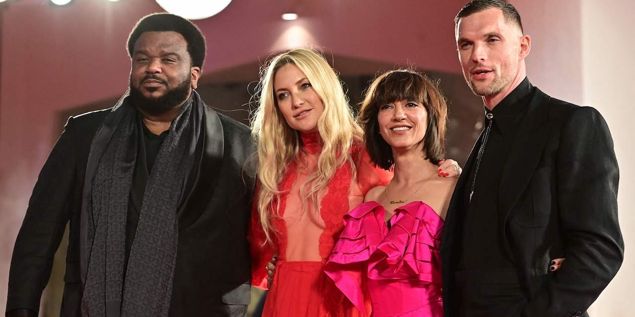 """""""Mona Lisa and the Blood Moon"""" Premiere beim Venice Film Festival"""