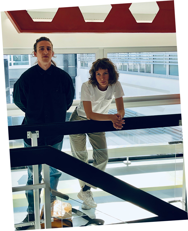Mira und Manu bei FM4