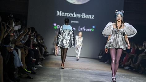 Florentina Leitner - Berlin Fashion Week 2021