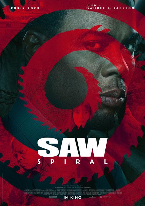 """Kinoplakat von """"Saw: Spiral"""""""
