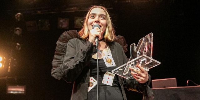 Florence Arman mit dem XA Export Award