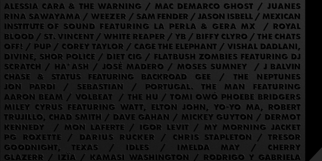 The Blacklist Albumcover