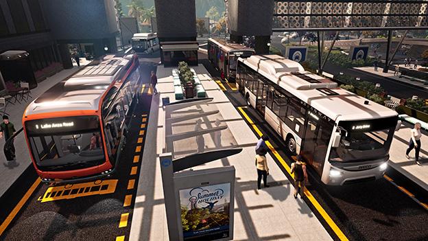 Screenshot Bus Simulator 21