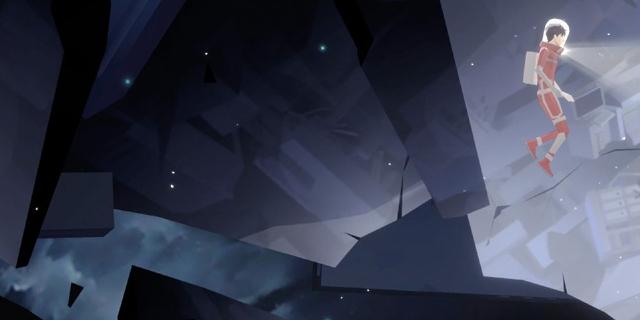 "Screenshot aus dem Computerspiel ""OPUS: Echo of Starsong""."