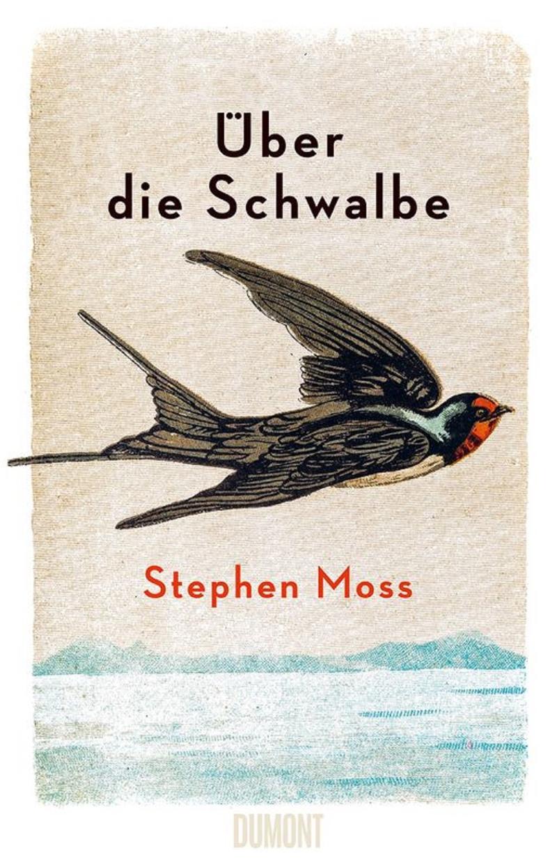 """Buchcover """"Die Schwalbe"""" von Stephen Moss"""