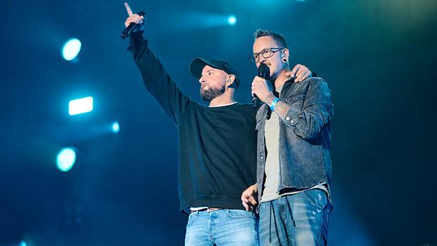 Seiler & Speer auf der Ö3-Bühne