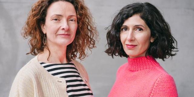 Nava Ebrahimi, Sabine Presslauer: Einander