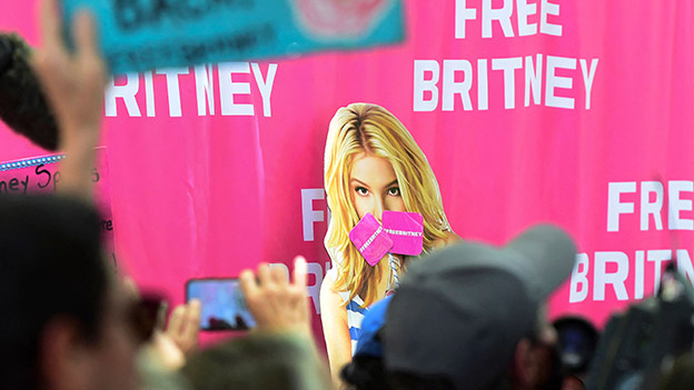 """Free Britney"""