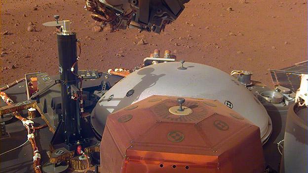 Mars-Lander InSight