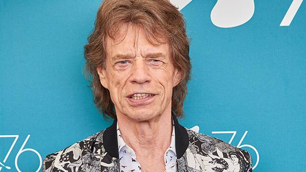 Rolling-Stones-Sänger Mick Jagger