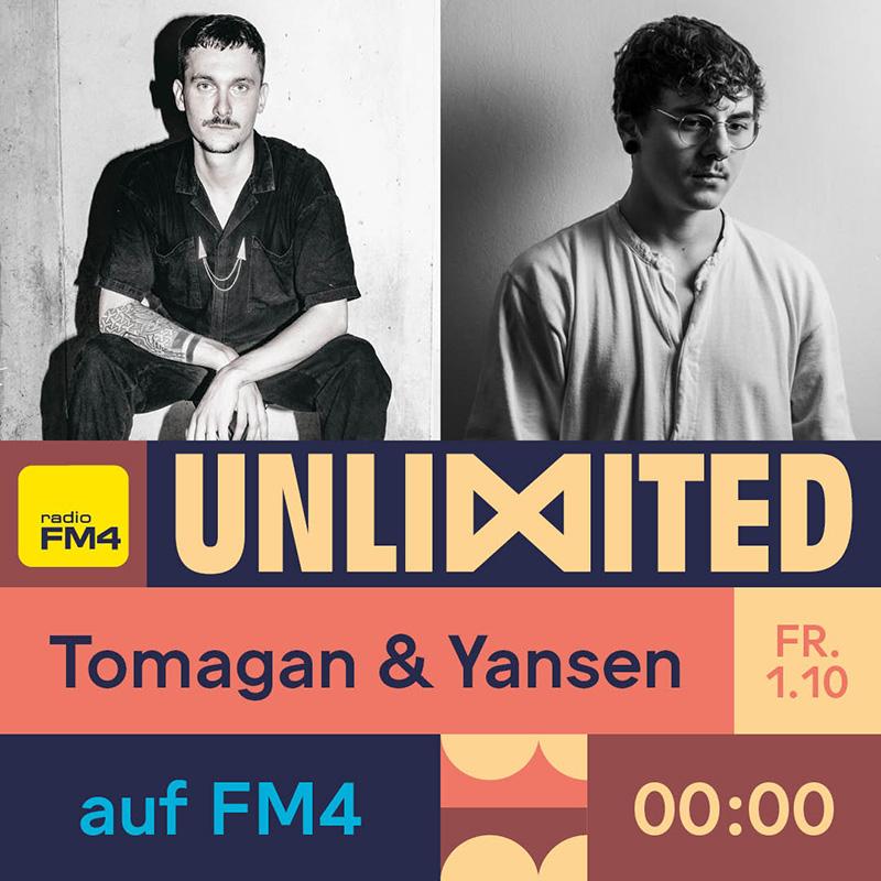 Tomagan & Yansen (Les Suspects Habituels) FM4 Unlimited Tag der DJs