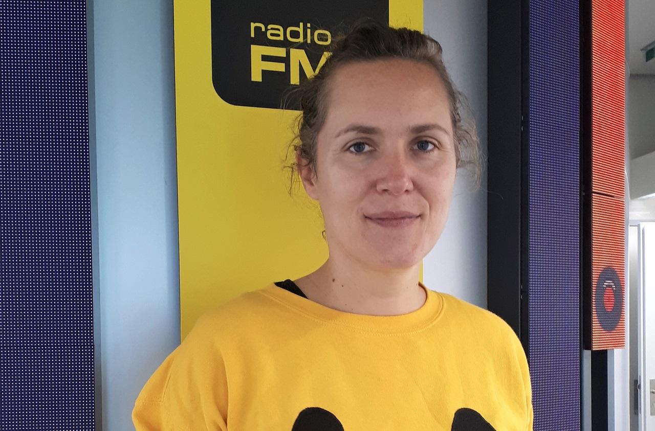 Barbi Marković bei FM4