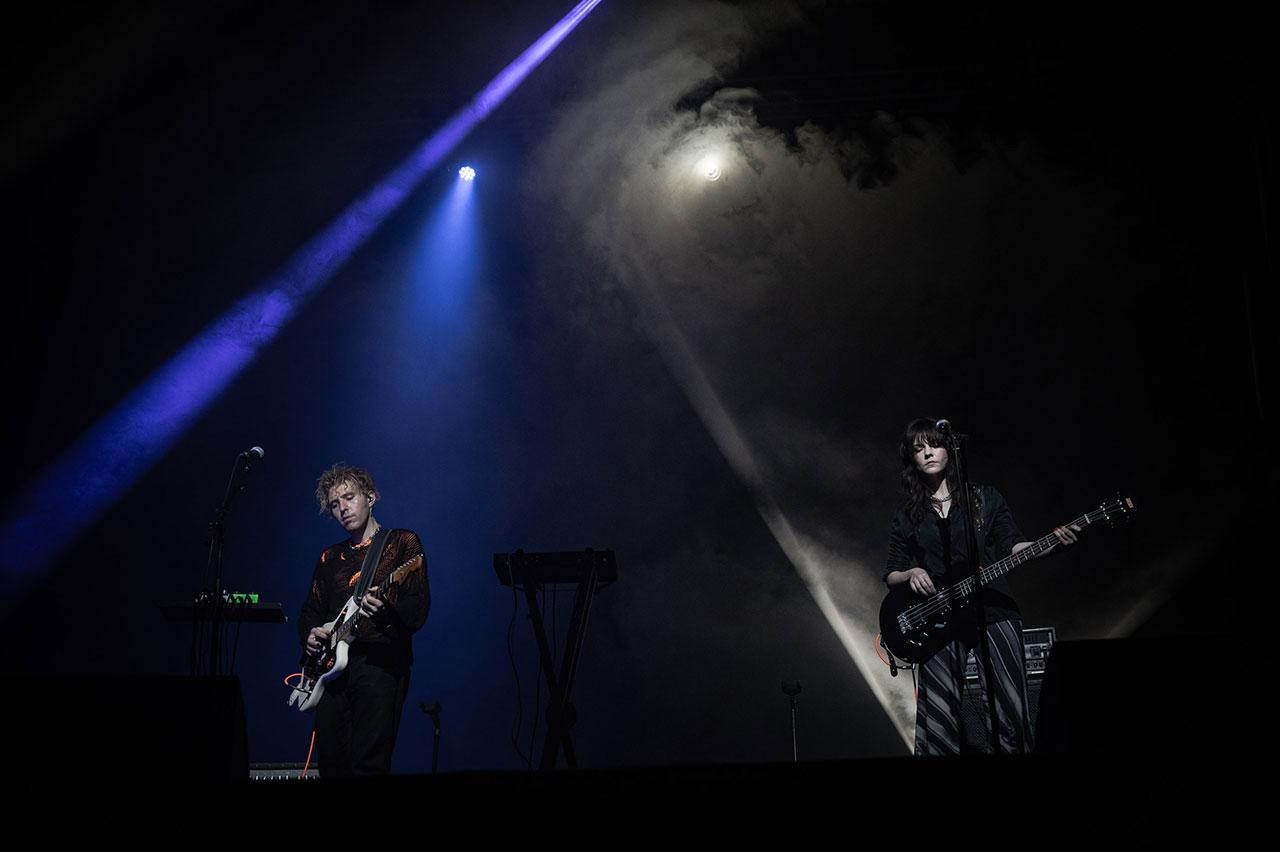 Acts beim Donaufestival 2021: Orangen