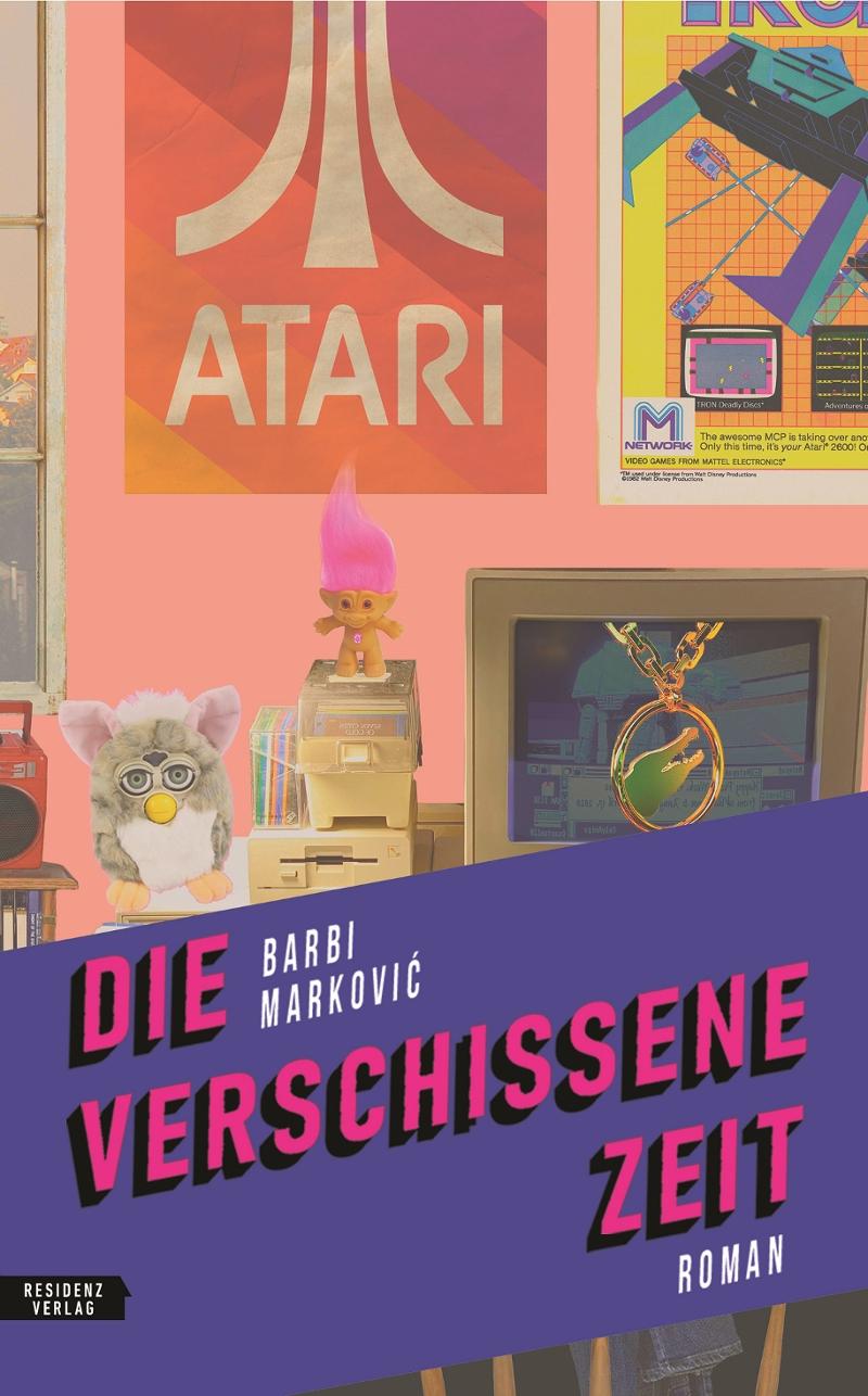 """Buchcover """"Die verschissene Zeit"""""""