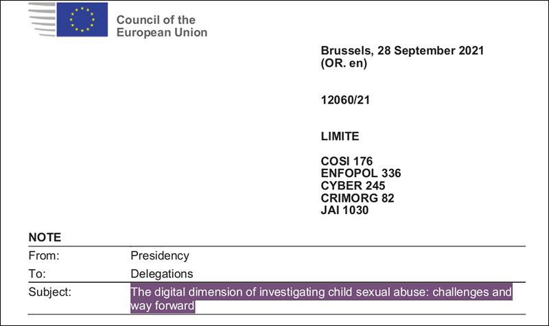 Screenshot aus Dokument