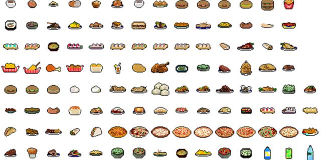 Pixelfood