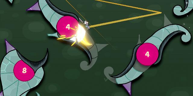 "Screenshot aus dem Computerspiel ""Beast Breaker"""