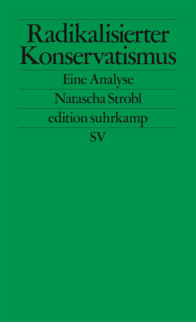 Grünes Buchcover