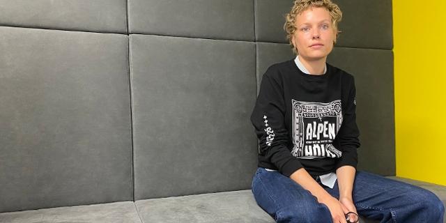 Schauspielerin Julia Franz Richter