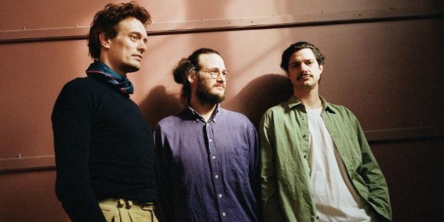 Portrait Efterklang Trio