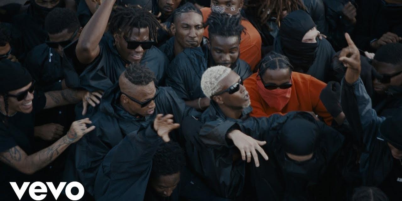 "Hip Hop Lesekreis Baby Keem & Kendrick Lamar ""family ties"" Video Screenshot"